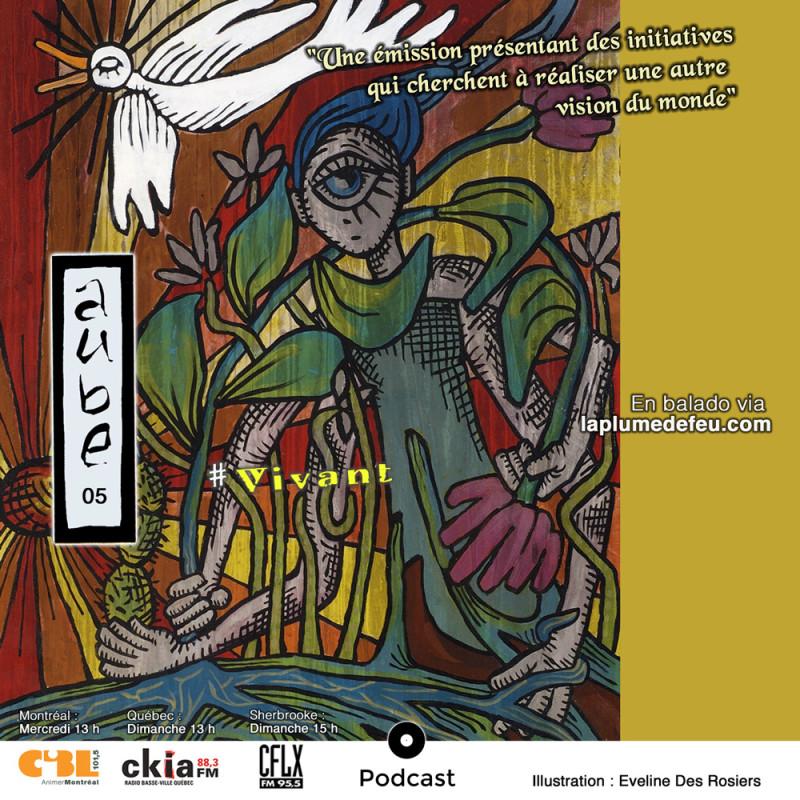 Aube-05-Vivant-Emission-Radio-Illustration-Eveline-Des-Rosiers